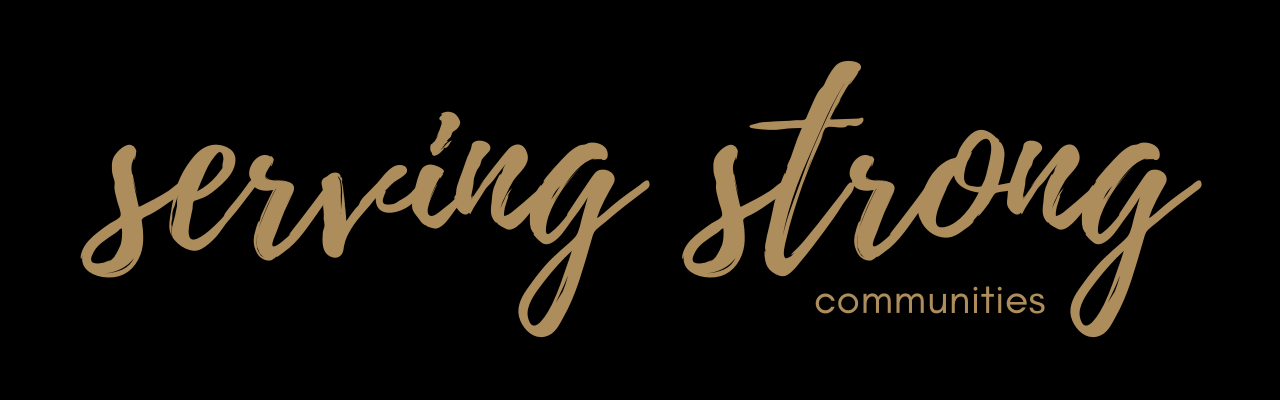 Serving Strong Communities Logo