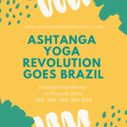 Ashtanga Yoga Retreat in Trancoso, Bahia, Brazil