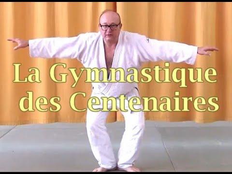 La gymnastique des centenaires extraits