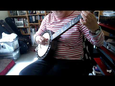The Echo Tango (zither banjo)