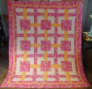 Iowa Quilters mystery quilt