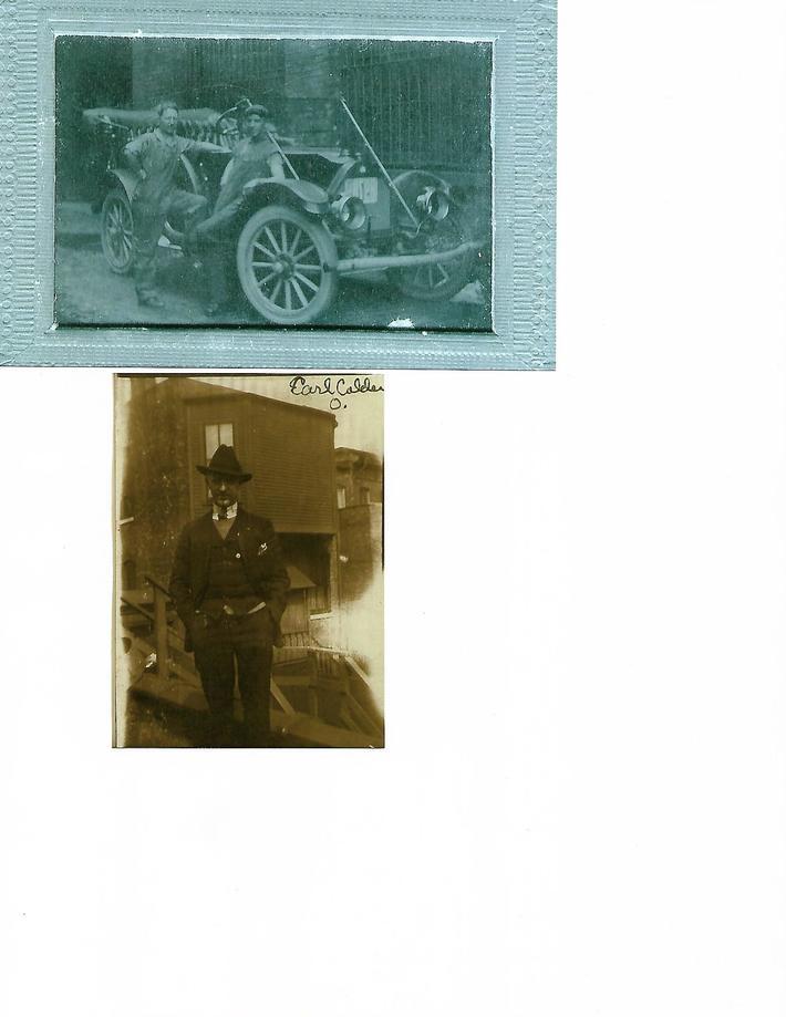 Earl Othello Calder
