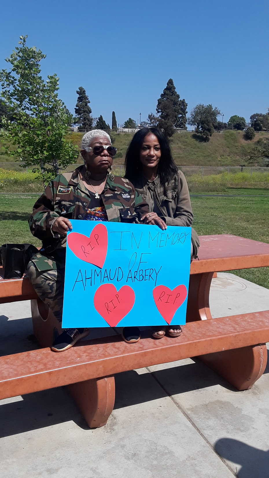 Luenell's Mother's Day Protest Against Violence on Black Children
