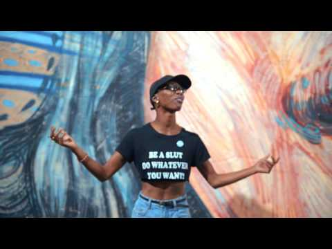 """Tammaka Staley - """"20 Pounds"""" @WANPOETRY (UNOFFICIAL NPS CYPHER 2016)"""