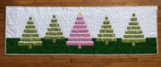 tannenbaum table runner for Claire 05122020