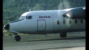 Lauda Air nach Skiathos