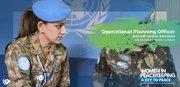 Pakistani Woman Peacekeeper