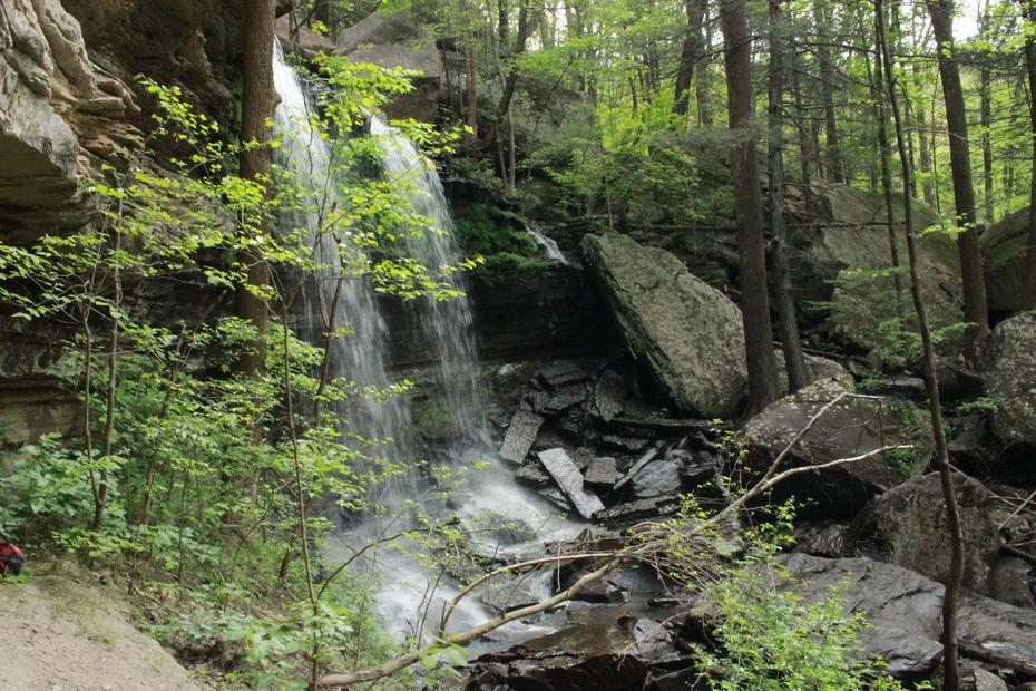 Deer Gap Falls