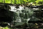 Small un-named cascade on Alpine Mountain