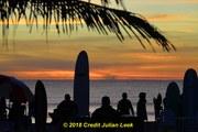 Cocoa Beach Surfing Santas 2018