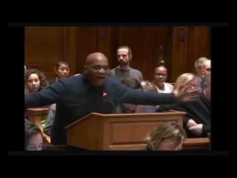 Styles P of The Lox advocates for jobs and affordable housing