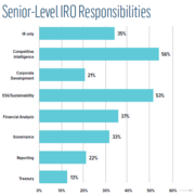 Senior-Level IRO Responsibilities