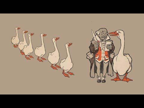 Silly Goose Schottische