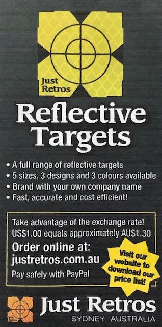 Reflective Survey Targets