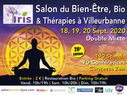 Iris, Salon du Bien-être, Bio et Thérapies Lyon