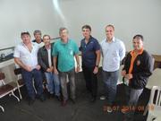 Presidente JAIR BOLSONARO na AMIPEL  em Lorena.