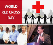 Red Cross Day Celebrated at AAFT On Line