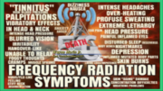 FREQUENCY RADIATION SYMPTOMS