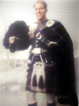 My Great Uncle Lloyd Drysdale