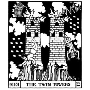 Card 16 - Twin Towers