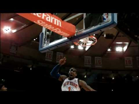 Amar'e Stoudemire Knicks Highlights