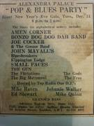"""Pop & Blues Party"" at Alexandra Palace"