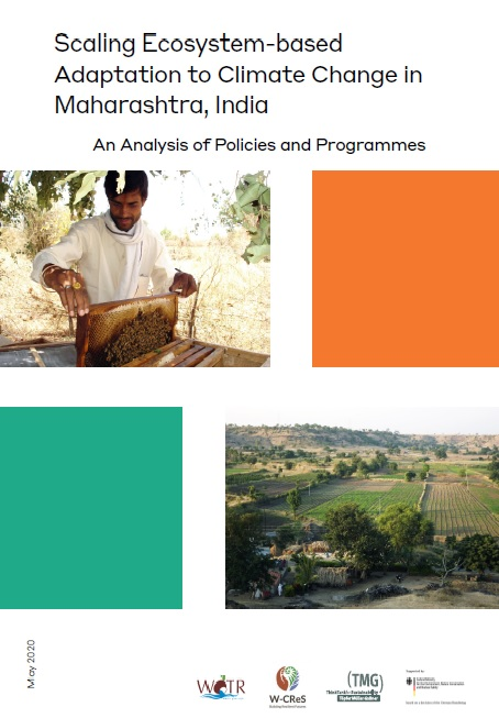 Scaling Ecosystem-based Adaptation to Climate Change in Maharashtra, India: An Analysis of Policies and Programmes