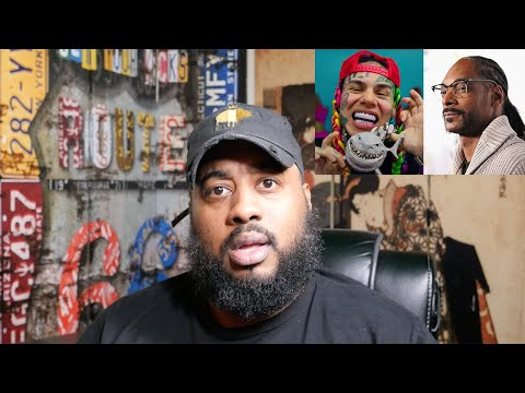 TEKASHI 69 CALLS SNOOP DOGG A SNITCH lets & SAYS HE HAS PAPERWORK - LIVE REACTION - WTFLIP