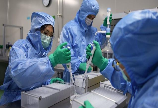 China admits it destroyed early coronavirus samples but says it did so for 'safety'