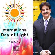 International Day of Light Observed at AAFT University