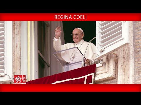 Regina Coeli 17 maio 2020 Papa Francisco
