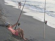 Only thing you wont catch at the beach is the virus