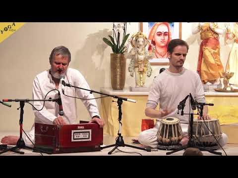 Gayatri Mantra - by Chitra, Hagit Noam, Bharata and Ishwara