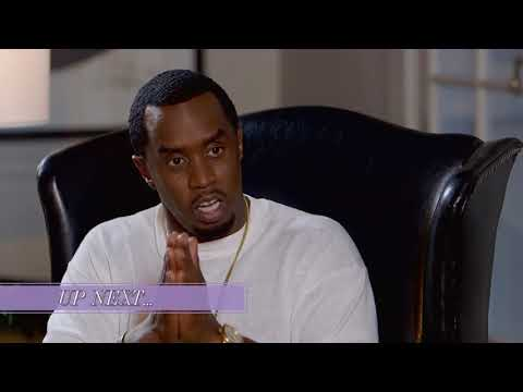 "Music Talks: Andre Harrell speaks with Sean ""Diddy"" Combs (Full Episode)"