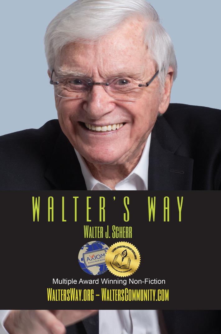Walter's Community Logo