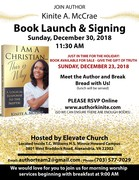 New Book Release and Signing