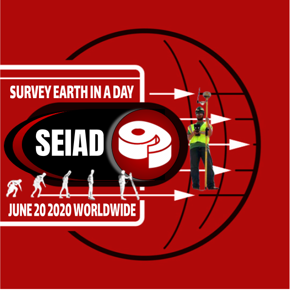 📍Survey Earth in a Day 9 June 20 #ISW2020