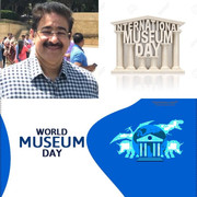 World Museum Day Celebrated at ICMEI in Association With AAFT