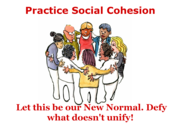 PRACTICE SOCIAL COHESION