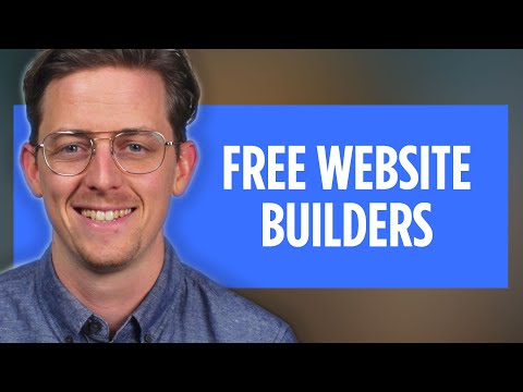 The Top 8 Free Website Builders (In 8 Minutes)
