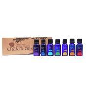 Aromatherapy Chakra Oils