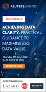 Webinar: Achieving ESG Data Clarity: Practical Guidance to Maximize ESG Data Value