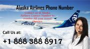 Dial Alaska Airlines Number +1 888 388 8917 to track a flight status