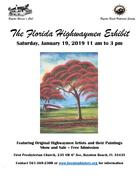 The Florida Highwaymen Exhibit