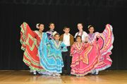 MECATX dancers at Nolan Middle School