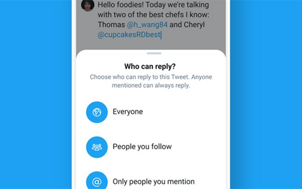 Twitter Gives Users More Control Over Tweets
