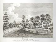 Junction of Church Lane and Tottenham Lane, Hornsey, 1787