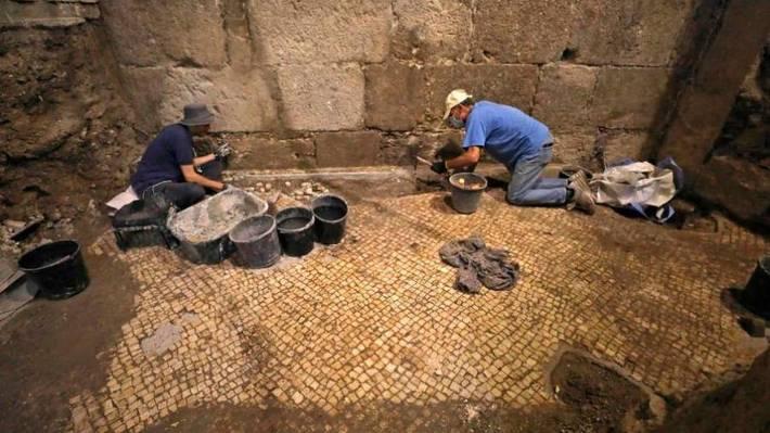 Descubren en Jerusalén un complejo subterráneo con dos mil años de antigüedad – detector-metales.com
