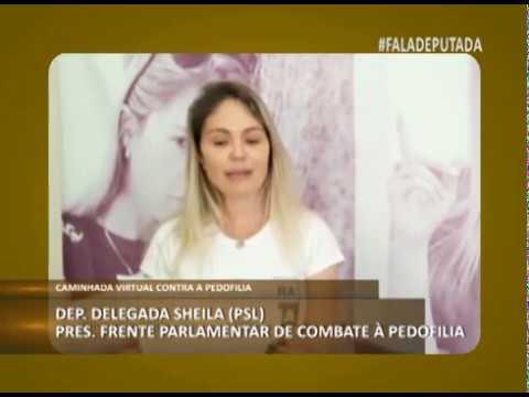 #FalaDeputada - Deputada Delegada Sheila (PSL)