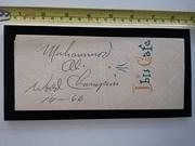 Ali '66 signature